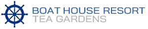Boathouse resort logo