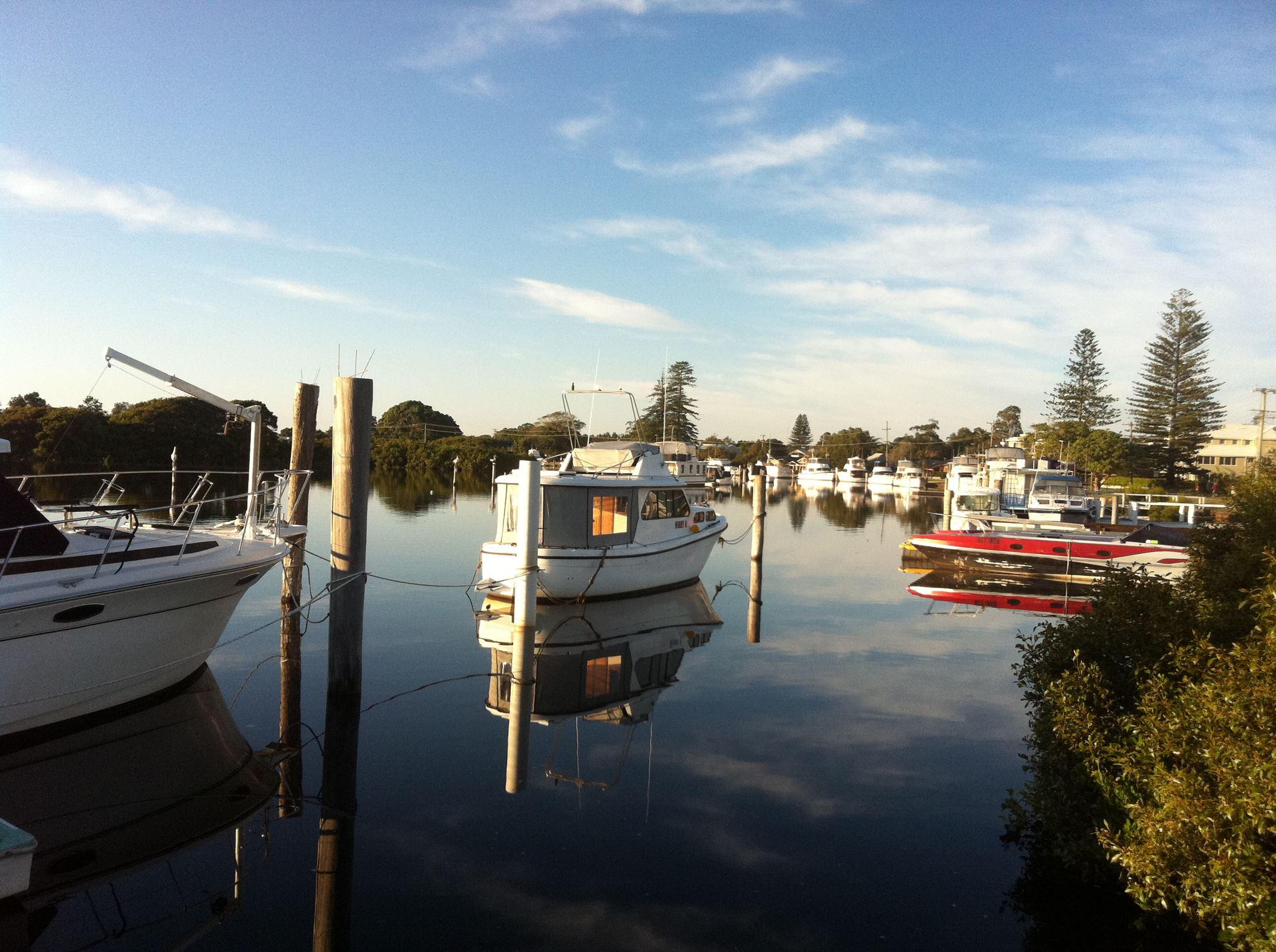 Boathouse Resort Myall River 005